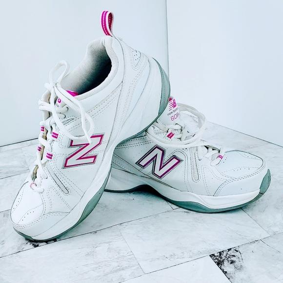 608v4 Womens Cross Training Shoe Sz 7